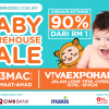 BABY WAREHOUSE SALE