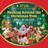 """Christmas 2019 """"Rocking Around the Christmas Tree"""""""