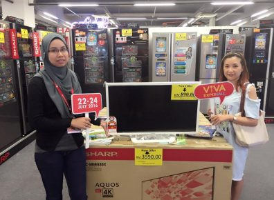 Great deals on home appliances