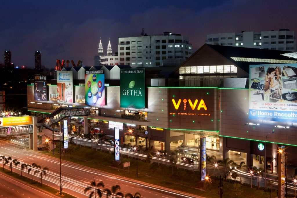 fb480c9e898 VIVA HOME EXPO HALL is located in Viva Shopping Mall