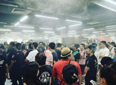 Vapex International 2016!