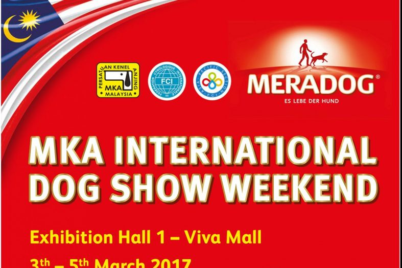 MKA INTERNATIONAL DOG SHOW 2017