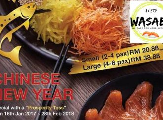 WASABI SEASONS SPECIAL