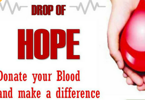 FITNESS X BLOOD DONATION