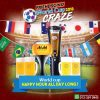 FRIENDSCINO WORLD CUP CRAZE