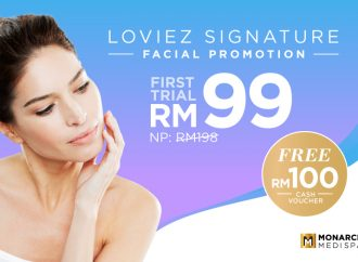 MONARCH FACIAL PROMOTION
