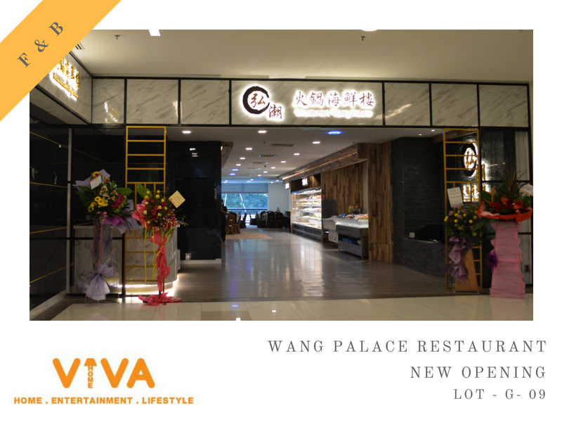 Viva Home Comfort >> New Opening Wang Palace Restaurant Viva Home Entertainment