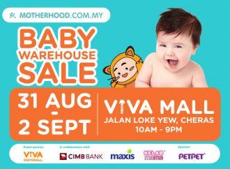 MOTHERHOOD WAREHOUSE SALE