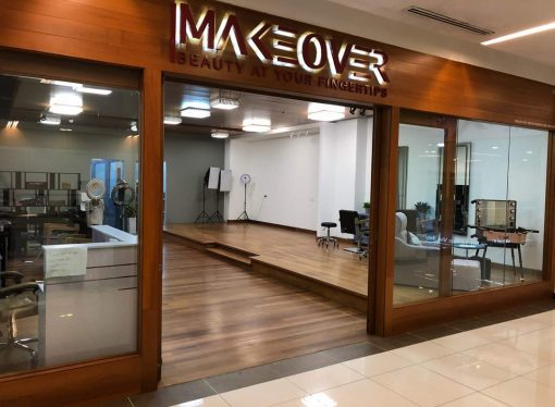 NEW OPENING : MAKEOVER