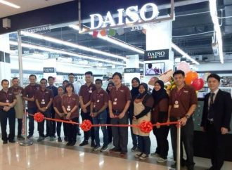 NEW OPENING : DAISO