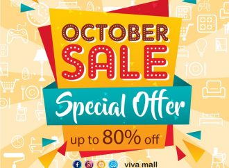 VIVA Mall October Sale